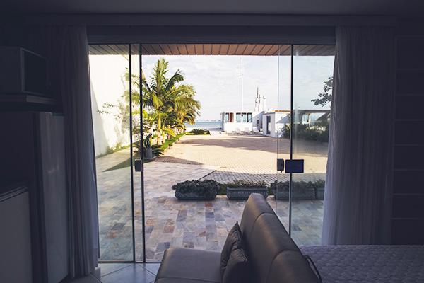 Pousada Nossa Casa na Ponta do Papagaio